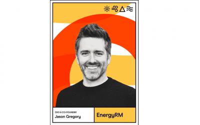 EnergyRM Named to Elemental Excelerator Cohort X
